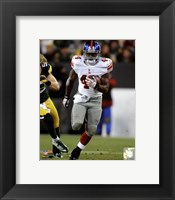 Framed Ahmad Bradshaw NFC Divisional Playoff Game Action
