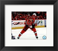 Framed Jeff Skinner 2011-12 Action