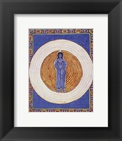 Framed Real Trinity in Unity of the True