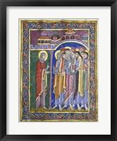 Framed Mary Magdalene Tells the Disciples