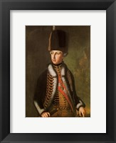 Framed Joseph II, Holy Roman Emperor