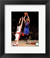 Framed Jeremy Lin 2011-12 Action