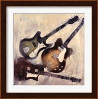 Framed Guitars I