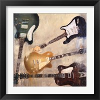 Framed Guitars II