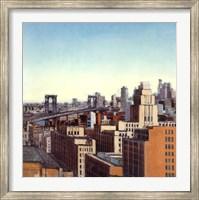 Framed Skyline I