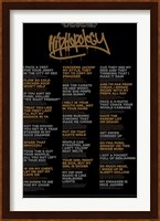 Framed Hiphopology
