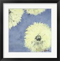 Framed Floral Cache I