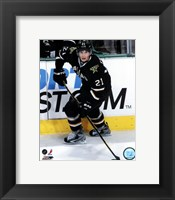 Framed Loui Eriksson 2011-12 Action