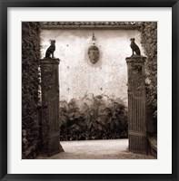 Framed Giardini Ornamentale
