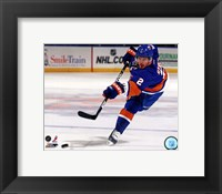 Framed Mark Streit 2011-12 Action