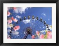 Framed Sky Ride I