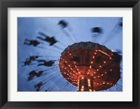 Framed Sky Ride III