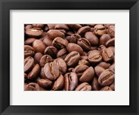 Framed Roasted Coffee Beans