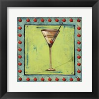 Framed Cherry Coctelito