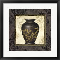 Framed Gold Dust I