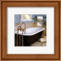 Framed Afternoon Bath I
