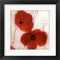 Red IV - mini Framed Print