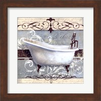 Framed Elegant Spa I