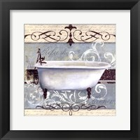 Elegant Spa II Framed Print