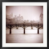 Framed Le Pont