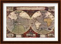Framed Expeditionis Nautica