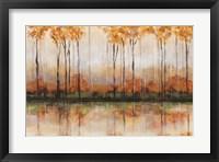 Framed Treeline