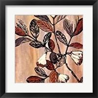Framed Nature's Graphic I
