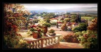 Framed Balcony Paradiso -ovsz