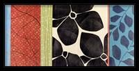 Framed Botanical Collage