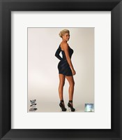 Framed Kelly Kelly 2012 Posed