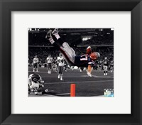 Framed Rob Gronkowski 2011 Spotlight Action