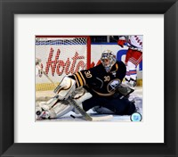Framed Ryan Miller 2011-12