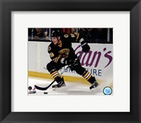 Framed Tyler Seguin 2011-12 Ice action