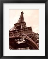 Eiffel Views II Framed Print
