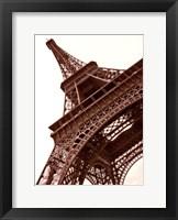 Eiffel Views IV Framed Print