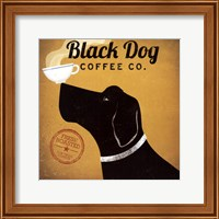 Framed Black Dog Coffee Co