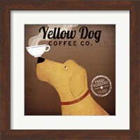 Framed Yellow Dog Coffee Co.