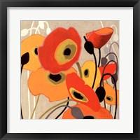 Framed Mango Tango I