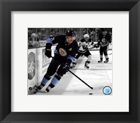 Framed Evgeni Malkin 2011-12 Spotlight Action