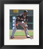 Framed Hanley Ramirez 2012 sports