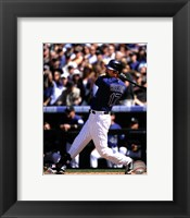 Framed Todd Helton 2012 Action