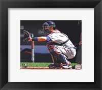 Framed Joe Mauer 2012