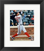 Framed Ryan Zimmerman 2012 Action