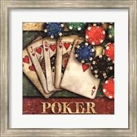 Framed Poker