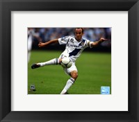 Framed Landon Donovan 2012 Action