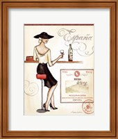 Framed Wine Event I