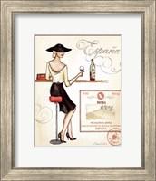 Framed Wine Event I