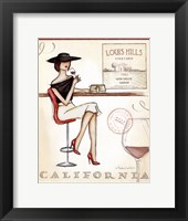 Framed Wine Event II