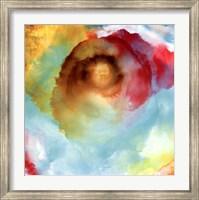 Framed Sky Flower