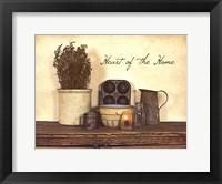 Framed Heart of the Home